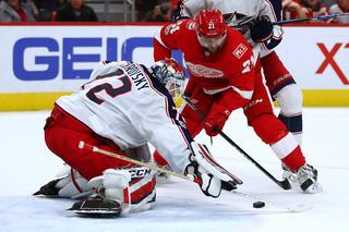 Tatar breaks tie in 3rd, Red Wings beat Sabres