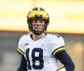 Peters injured in Michigan loss to Wisconsin