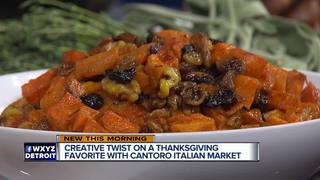 Stuffing with a twist