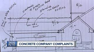 Families say contractor took thousands from them