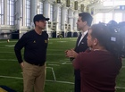 Harbaugh to WXYZ: Hopeful Peters returns vs. OSU