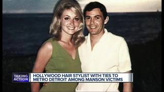 Nephew says remember victims, not Manson