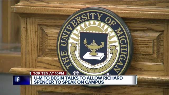 Richard Spencer's Lawyer Sets New Deadline For Speech Decision