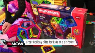 Holiday gifts for kids at a discount