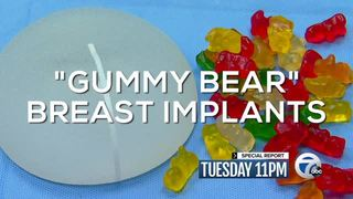 Tuesday at 11: Gummy Bear breast implants