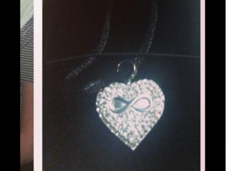Stolen necklace holds grandmother's ashes