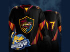 Toledo Walleye unveil Harry Potter jerseys