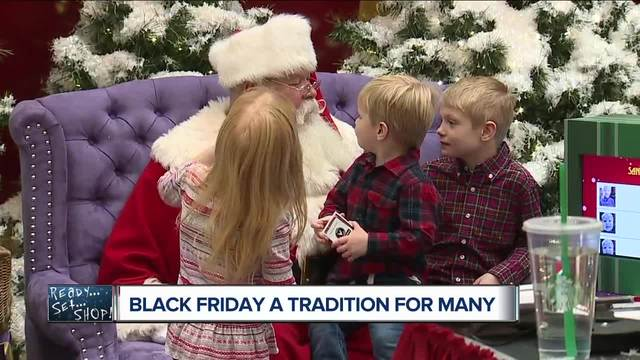 Black Friday a tradition for many