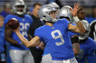 Minnesota Vikings top Lions on Thanksgiving