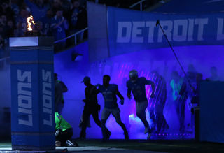 Photo gallery: Detroit Lions Thanksgiving game