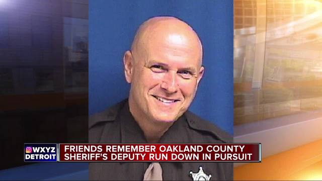 Oakland County Sheriff's Deputy Struck, Killed By Fleeing Suspect