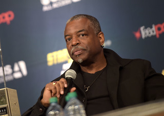 LeVar Burton wrongly targeted in Ball-Trump feud