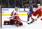 Zuccarello scores in OT, Rangers edge Red Wings