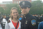 Sgt. Rose's fianceé posts solo wedding photos