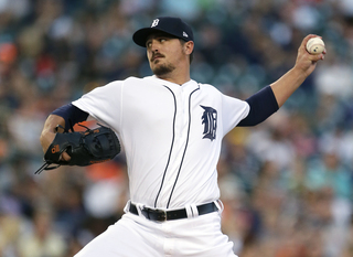 Tigers agree to 1-year deal with Blaine Hardy