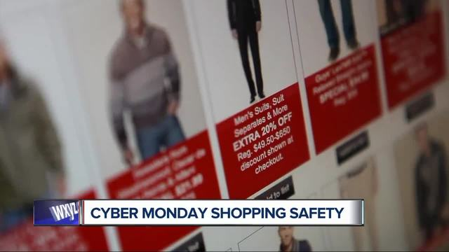 Get bargains, not scammed on Cyber Monday