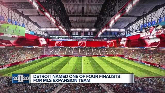 Major League Soccer Names Detroit As Finalist For