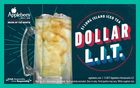 Applebee's has $1 Long Island Iced Tea in Dec.