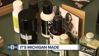 It's Michigan made: The Gentleman's Box