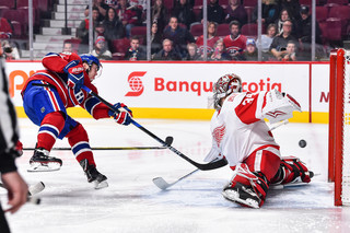 Red Wings give up ten goals in loss to Canadiens