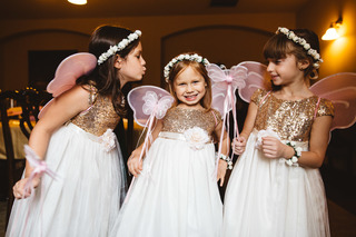 PHOTOS: Grandma becomes flower girl at wedding