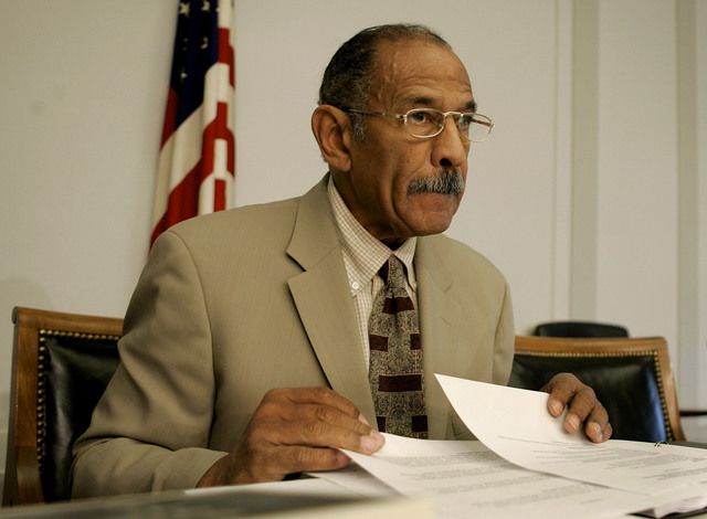 Embattled Rep. John Conyers to step down Tuesday