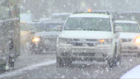 Freezing rain could cause icy Wednesday morning