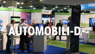 More than 50 startups coming to AutoMobili-D