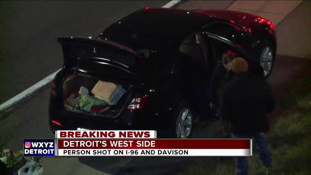 Police investigate shootings on I-94, I-96