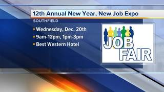12th Annual New Year, New Job Expo