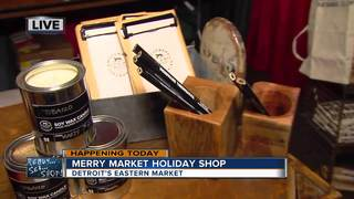 Check out the Merry Market holiday shop