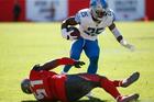 Riddick TDs, Prater FG help Lions hold off Bucs