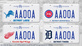 Detroit sports teams want logos on license plate