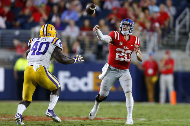 Shea Patterson Transferring to Michigan, Time for Jim Harbaugh to Win There
