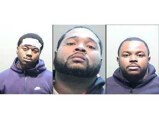 Men charged with murder inside Greektown Hotel