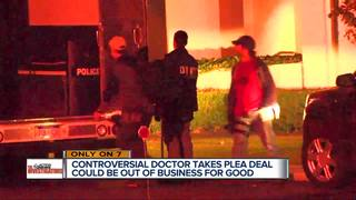 Abortion doctor agrees to suspension, fines
