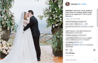 See photos from Upton & Verlander's wedding