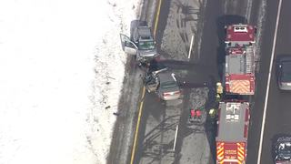 Two killed in wrong-way driver crash