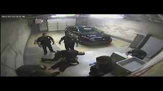 Video of arrest prompts woman to file lawsuit