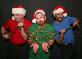 Holiday comedy at St. Dunstan's Theatre
