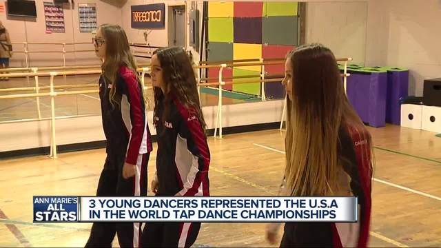 Ann Marie-s All Stars- International Tap Dancers