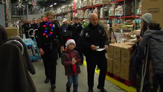 Shop with a cop in metro Detroit