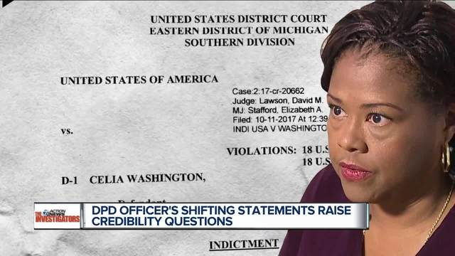 DPD officer-s conflicting testimony raises questions in towing scandal