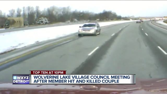Driver in wrong way I-275 crash identified as Mike Stack of Wolverine Lake
