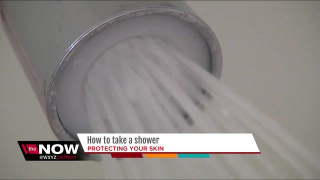 Ask Dr- Nandi- How to take a better shower