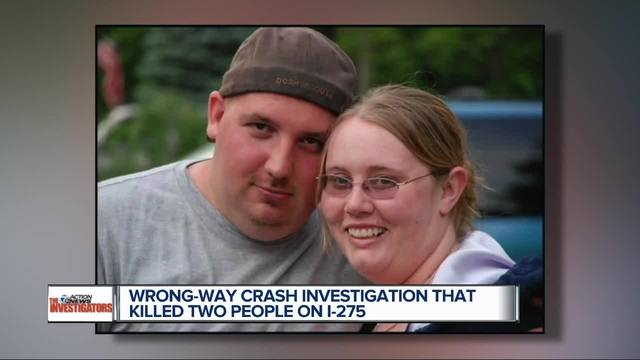 Victims in deadly wrong-way crash on I-275 identified as engaged couple