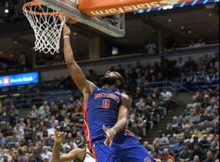 Drummond, Pistons beat Hawks to snap 7-game skid