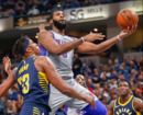 Pistons withstand late rally to beat Pacers