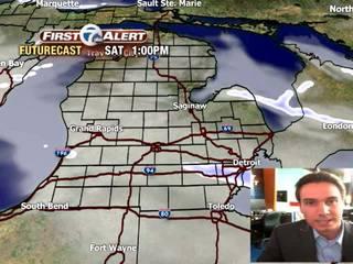Forecast: More snow tomorrow