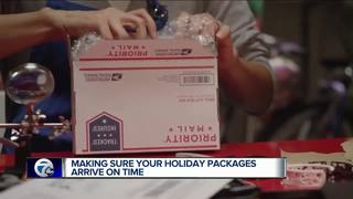 Holiday shipping deadlines fast approaching
